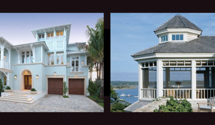 Beachhouse Architectural Style Coastal Homes