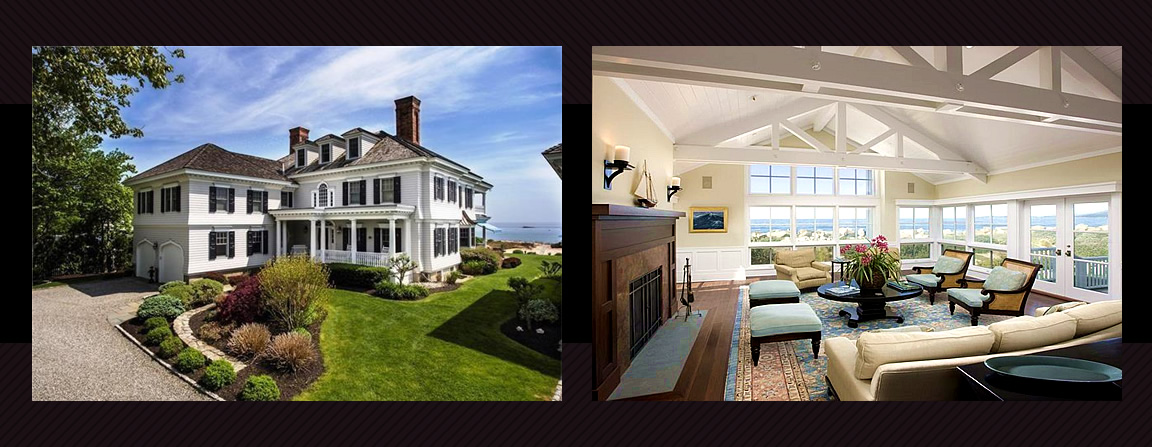 The Colonial revival home exudes a stately luxury from outside and functional, beautiful floor plan inside perfect for entertaining
