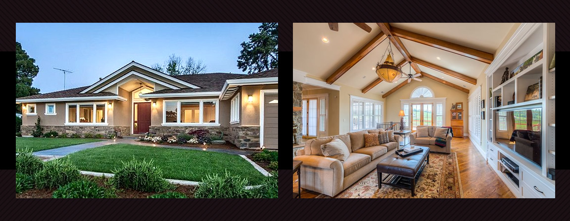 Ranch Architectural home building style