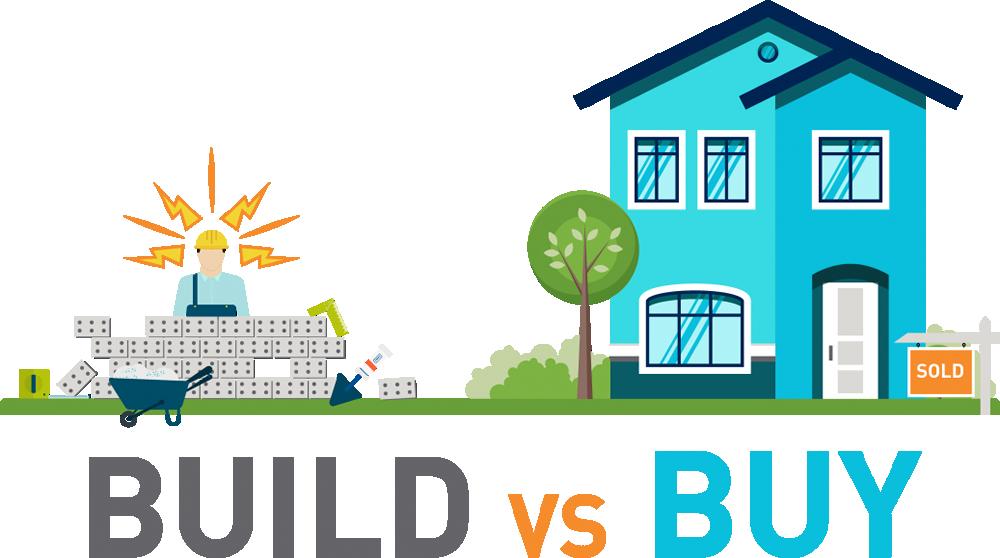 Building versus Buying